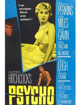 21. Psycho (1960)