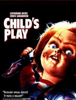 28. Child's Play (1988)