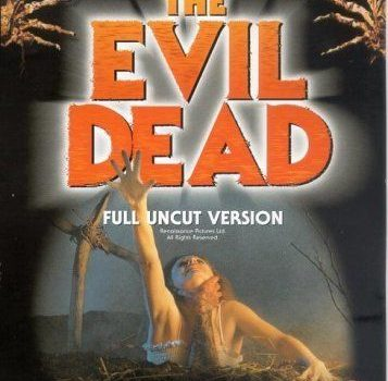 31. The Evil Dead (1981)