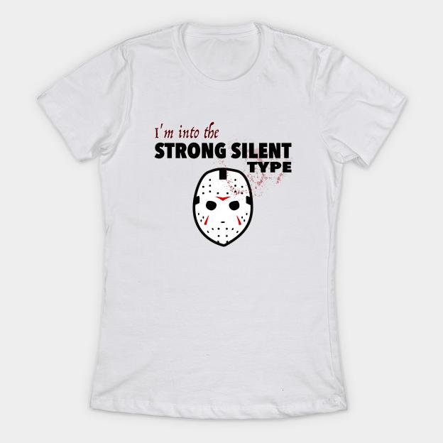 Strong Silent Type Merch